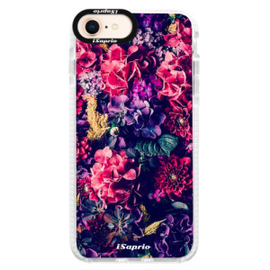Silikonové pouzdro Bumper iSaprio Flowers 10 na mobil Apple iPhone 8 - poslední kus za tuto cenu