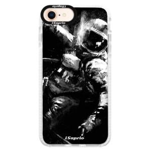 Silikonové pouzdro Bumper iSaprio Astronaut 02 na mobil iPhone 8