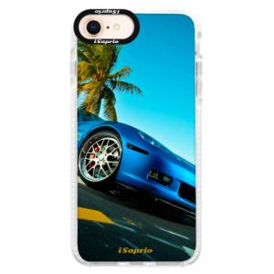 Silikonové pouzdro Bumper iSaprio Car 10 na mobil Apple iPhone 8