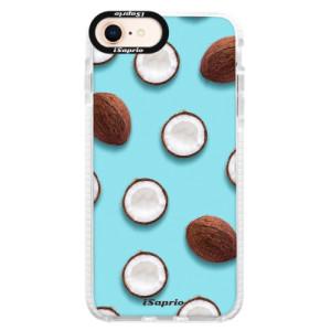 Silikonové pouzdro Bumper iSaprio Coconut 01 na mobil Apple iPhone 8