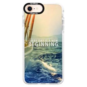 Silikonové pouzdro Bumper iSaprio Beginning na mobil Apple iPhone 8