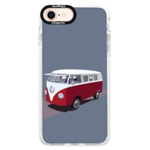Silikonové pouzdro Bumper iSaprio VW Bus na mobil Apple iPhone 8
