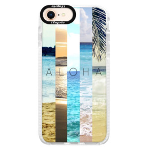 Silikonové pouzdro Bumper iSaprio Aloha 02 na mobil iPhone 8