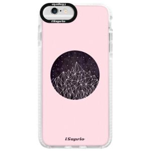 Silikonové pouzdro Bumper iSaprio Digital Mountains 10 na mobil Apple iPhone 6 Plus/6S Plus