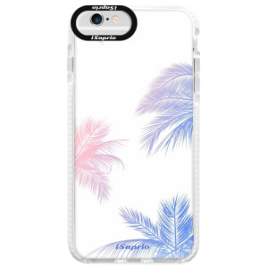 Silikonové pouzdro Bumper iSaprio Digital Palms 10 na mobil Apple iPhone 6 Plus/6S Plus