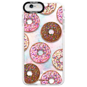 Silikonové pouzdro Bumper iSaprio Donuts 11 na mobil Apple iPhone 6 Plus/6S Plus