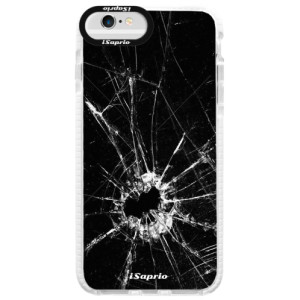 Silikonové pouzdro Bumper iSaprio Broken Glass 10 na mobil Apple iPhone 6 Plus/6S Plus