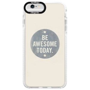 Silikonové pouzdro Bumper iSaprio Awesome 02 na mobil iPhone 6 Plus/6S Plus