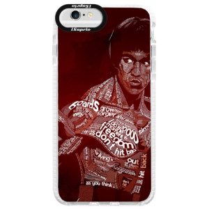 Silikonové pouzdro Bumper iSaprio Bruce Lee na mobil Apple iPhone 6 Plus/6S Plus