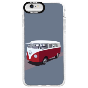 Silikonové pouzdro Bumper iSaprio VW Bus na mobil Apple iPhone 6 Plus/6S Plus