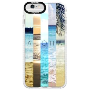 Silikonové pouzdro Bumper iSaprio Aloha 02 na mobil iPhone 6 Plus/6S Plus