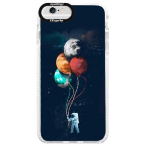 Silikonové pouzdro Bumper iSaprio Balloons 02 na mobil iPhone 6 Plus/6S Plus