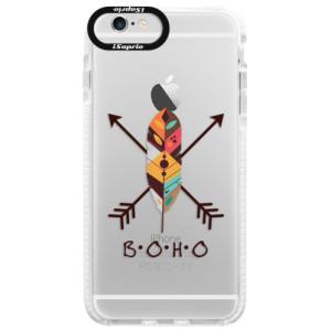 Silikonové pouzdro Bumper iSaprio BOHO na mobil Apple iPhone 6 Plus/6S Plus