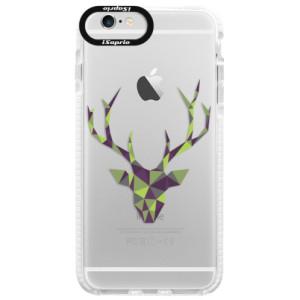 Silikonové pouzdro Bumper iSaprio Deer Green na mobil Apple iPhone 6 Plus/6S Plus