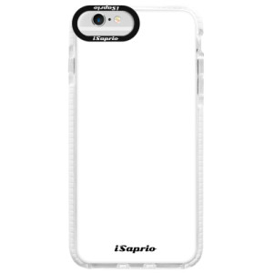 Silikonové pouzdro Bumper iSaprio 4Pure bílé na mobil iPhone 6 Plus/6S Plus
