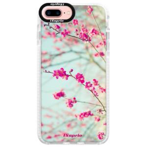 Silikonové pouzdro Bumper iSaprio Blossom 01 na mobil Apple iPhone 7 Plus