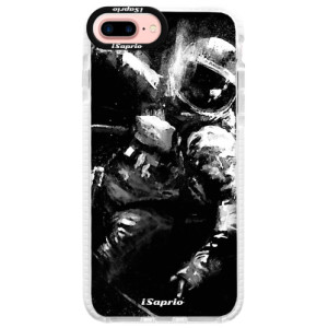 Silikonové pouzdro Bumper iSaprio Astronaut 02 na mobil iPhone 7 Plus