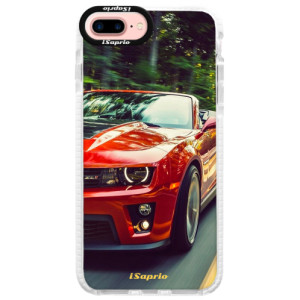 Silikonové pouzdro Bumper iSaprio Chevrolet 02 na mobil Apple iPhone 7 Plus