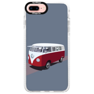 Silikonové pouzdro Bumper iSaprio VW Bus na mobil Apple iPhone 7 Plus