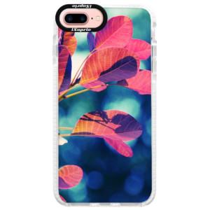 Silikonové pouzdro Bumper iSaprio Autumn 01 na mobil iPhone 7 Plus