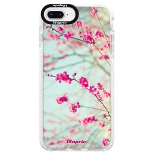 Silikonové pouzdro Bumper iSaprio Blossom 01 na mobil Apple iPhone 8 Plus