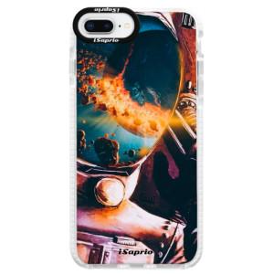 Silikonové pouzdro Bumper iSaprio Astronaut 01 na mobil iPhone 8 Plus