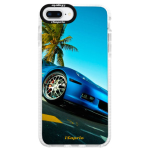 Silikonové pouzdro Bumper iSaprio Car 10 na mobil Apple iPhone 8 Plus