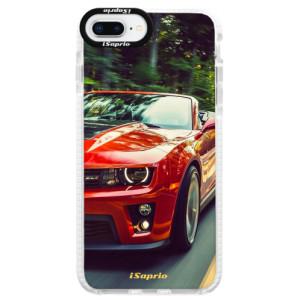Silikonové pouzdro Bumper iSaprio Chevrolet 02 na mobil Apple iPhone 8 Plus