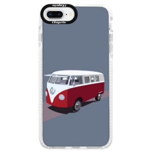 Silikonové pouzdro Bumper iSaprio VW Bus na mobil Apple iPhone 8 Plus