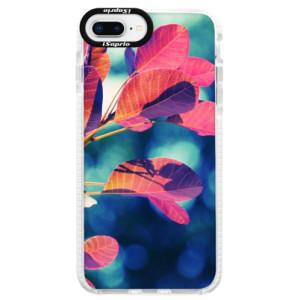 Silikonové pouzdro Bumper iSaprio Autumn 01 na mobil iPhone 8 Plus