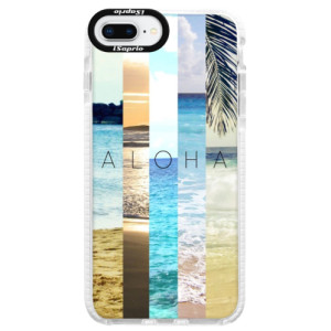 Silikonové pouzdro Bumper iSaprio Aloha 02 na mobil iPhone 8 Plus