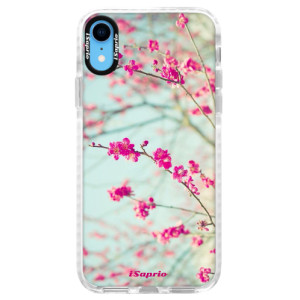 Silikonové pouzdro Bumper iSaprio Blossom 01 na mobil Apple iPhone XR