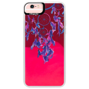 Neonové pouzdro Pink iSaprio Dreamcatcher 01 na mobil Apple iPhone 6 Plus/6S Plus