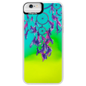 Neonové pouzdro Blue iSaprio Dreamcatcher 01 na mobil Apple iPhone 6 Plus/6S Plus