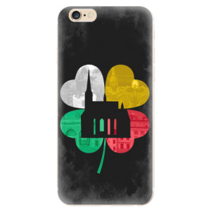 Silikonový kryt iSaprio - Pilsen Lucky City pro mobil Apple iPhone 6/ 6S