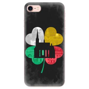 Silikonový kryt iSaprio - Pilsen Lucky City pro mobil Apple iPhone 7