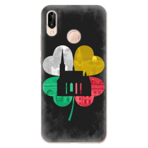 Silikonový kryt iSaprio - Pilsen Lucky City pro mobil Huawei P20 Lite