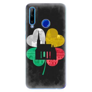 Silikonový kryt iSaprio - Pilsen Lucky City pro mobil Honor 20 Lite