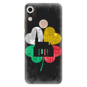 Silikonový kryt iSaprio - Pilsen Lucky City pro mobil Honor 8A