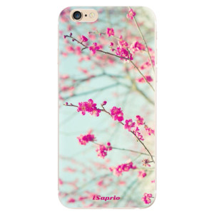 Silikonové odolné pouzdro iSaprio Blossom 01 na mobil Apple iPhone 6 / Apple iPhone 6S