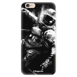 Silikonové odolné pouzdro iSaprio Astronaut 02 na mobil Apple iPhone 6 / Apple iPhone 6S
