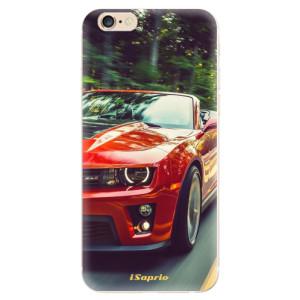 Silikonové odolné pouzdro iSaprio Chevrolet 02 na mobil Apple iPhone 6 / Apple iPhone 6S