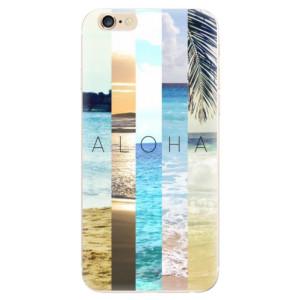 Silikonové odolné pouzdro iSaprio Aloha 02 na mobil Apple iPhone 6 / Apple iPhone 6S