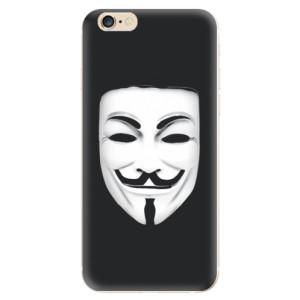Silikonové odolné pouzdro iSaprio Vendeta na mobil Apple iPhone 6 / Apple iPhone 6S - poslední kousek za tuto cenu