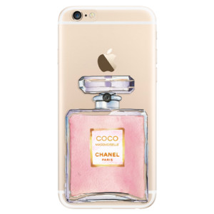 Silikonové odolné pouzdro iSaprio Chanel Rose na mobil Apple iPhone 6 / Apple iPhone 6S