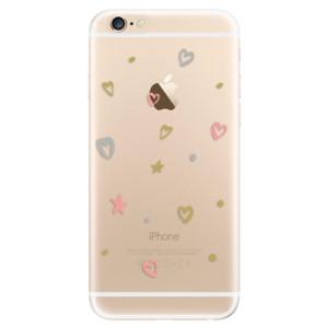 Silikonové odolné pouzdro iSaprio Lovely Pattern na mobil Apple iPhone 6 / Apple iPhone 6S - poslední kus za tuto cenu
