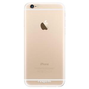 Silikonové odolné pouzdro iSaprio 4Pure čiré bez potisku na mobil Apple iPhone 6 / Apple iPhone 6S