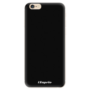 Silikonové odolné pouzdro iSaprio 4Pure černé na mobil Apple iPhone 6 / Apple iPhone 6S