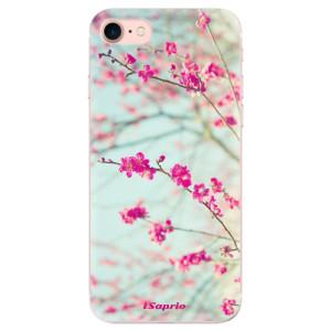 Silikonové odolné pouzdro iSaprio Blossom 01 na mobil Apple iPhone 7