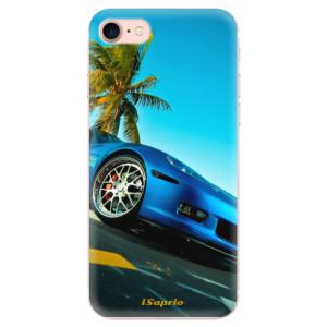 Silikonové odolné pouzdro iSaprio Car 10 na mobil Apple iPhone 7